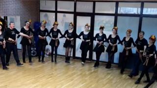 Dance Formation Vuzrojdentsi, Varna