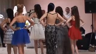 Prom at High School St. Kliment Ohridski 1995, Dobrich