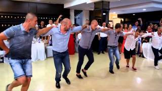 A great Shopian male dance, performed during a wedding in Vratsa