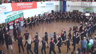 School of Bulgarian folk dances Jeremiah, Sofia