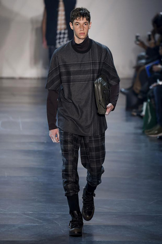 Menswear: 3.1 Phillip Lim for Fall-Winter 2015/2016