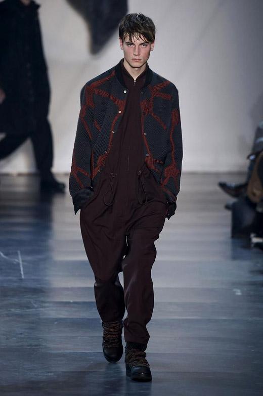 Menswear: 3.1 Phillip Lim for Fall-Winter 2015/2016