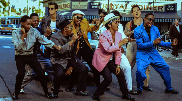 70's-leaning feel good anthem 'Uptown Funk!' and the key to its success