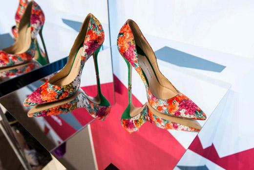 Exhibition '5+5' during the AltaRomaAltaModa fashion week