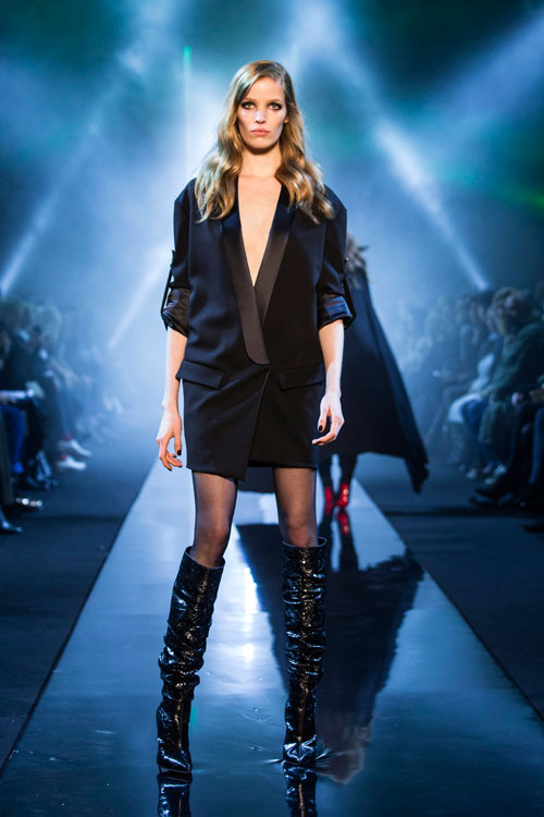 Alexandre Vauthier presented Spring/Summer 2015 Haute Couture collection at Paris Fashion Week