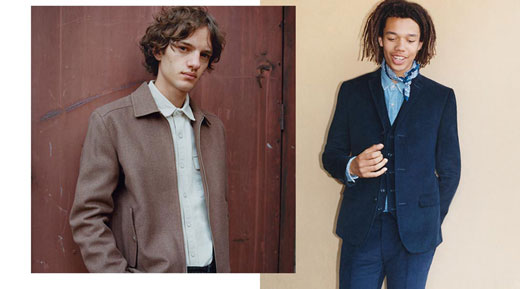 Topman Design presented the Autumn-Winter 2015 trends