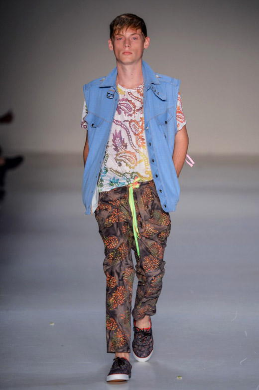 Amapô Spring-Summer 2016 collection at São Paulo Fashion Week