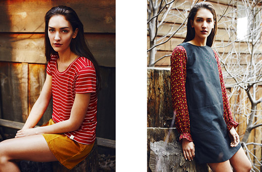 Sustainable fashion: Amour Vert - the tree-planting brand