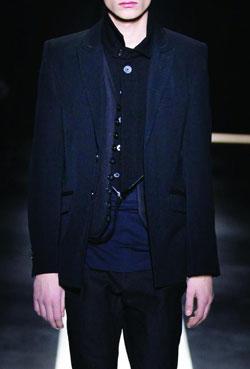 Belgian fashion: Ann Demeulemeester