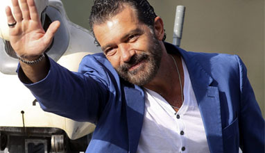 Antonio Banderas wants to be a designer