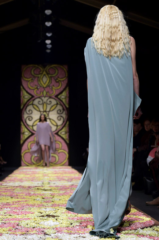 Antonio Grimaldi Spring-Summer 2015 Haute Couture collection