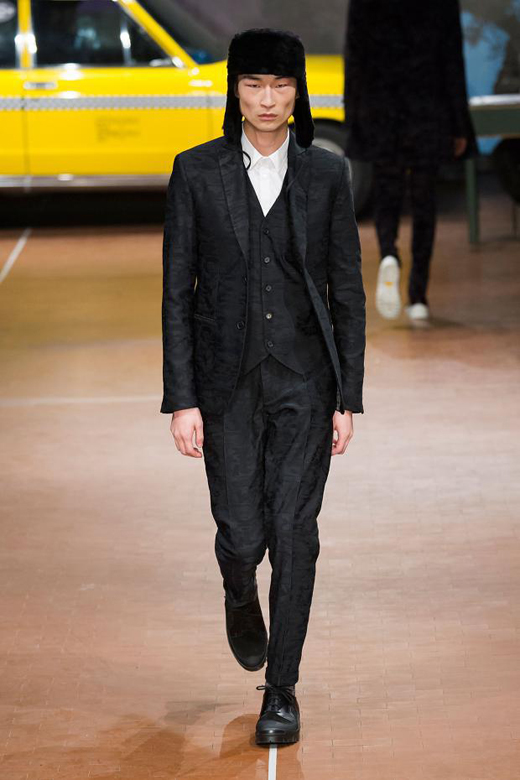 Italian fashion: Antonio Marras