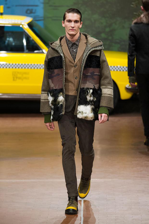 Italian fashion: Antonio Marras