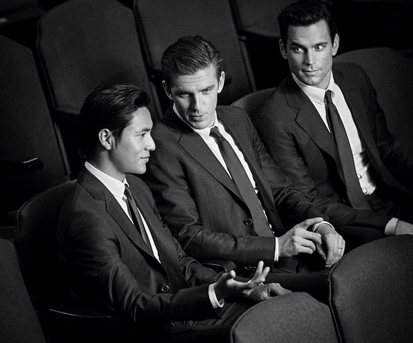 Menswear: Made-to-measure service by Giorgio Armani