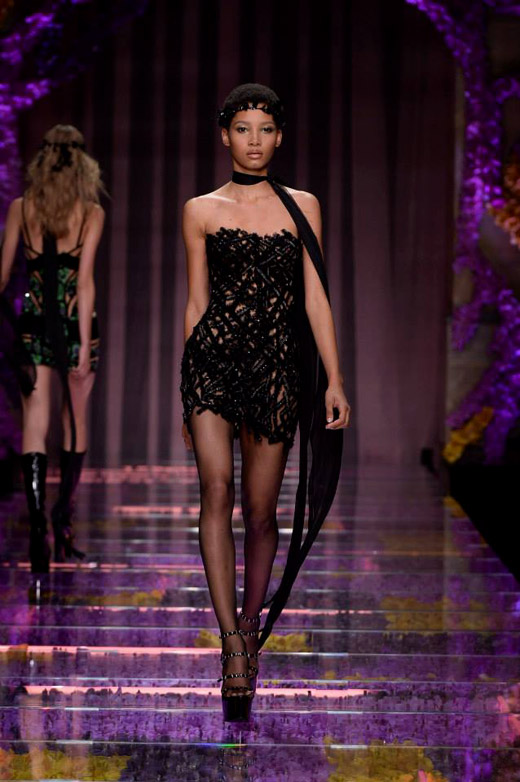 Haute Couture : Atelier Versace Fall-Winter 2015/2016 collection