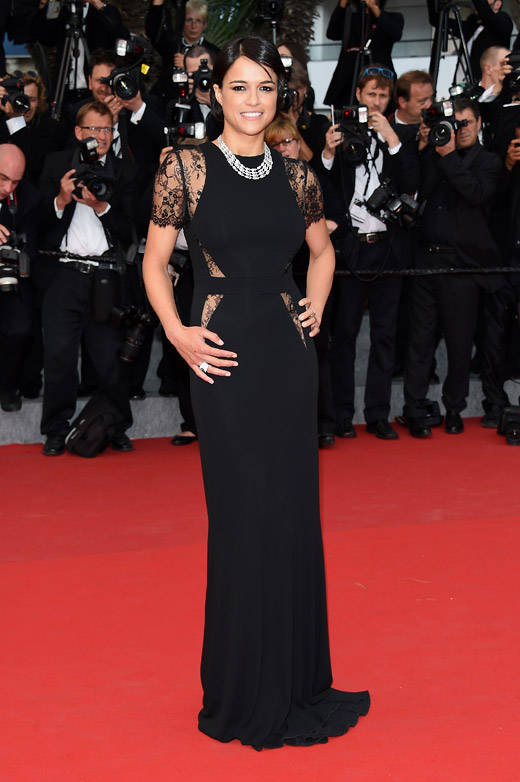 Jane Seymour, Michelle Rodriguez and Sara Sampaio shine with Avakian at the 68th Cannes Film Festival