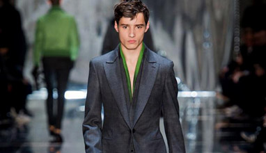 Menswear: Berluti Fall-Winter 2015/2016