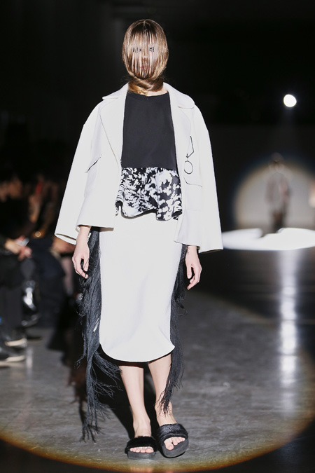 Mercedes-Benz Fashion Week Russia - First day