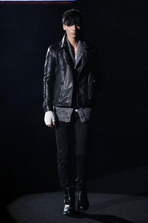 Мъжка мода: Колекция Black by VANQUISH Есен-Зима 2015/2016