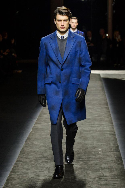 Italian fashion: Brioni