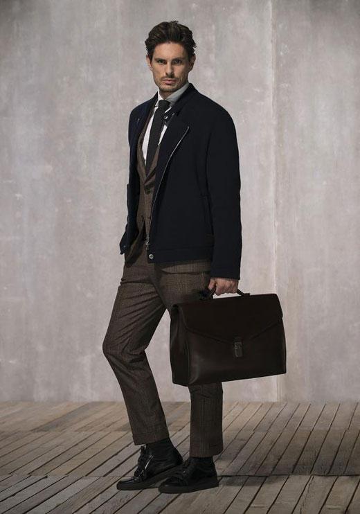 Italian fashion: Brunello Cucinelli