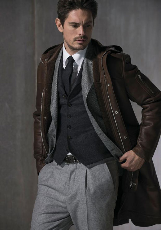Italian fashion: Brunello Cucinelli