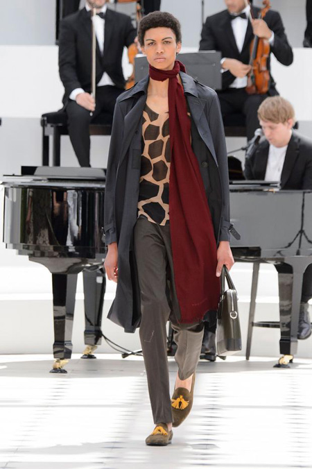 Burberry Prorsum Spring/Summer 2016 collection