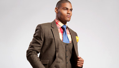 Berny Martin will present latest Catou menswear collection during Couture Fashion Week New York