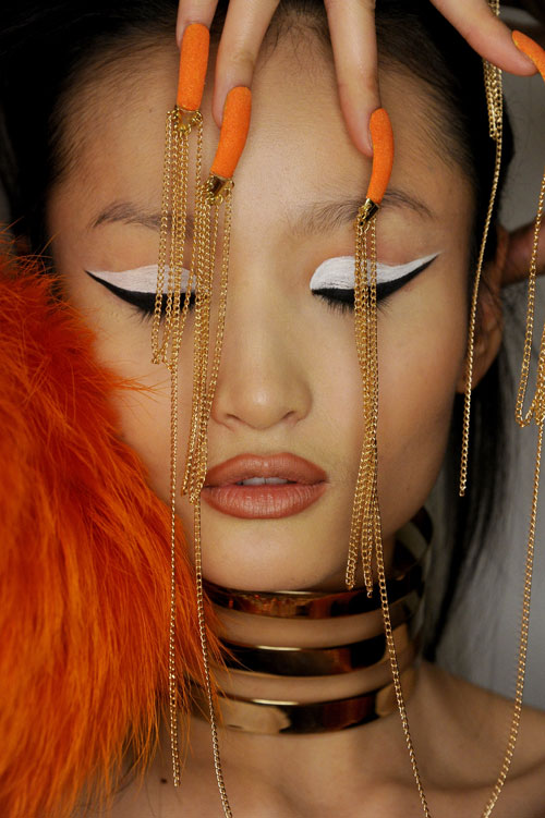 CND for The Blonds Fall/Winter 2015