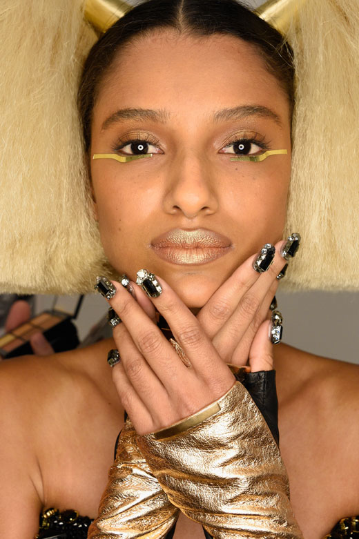 CND for The Blonds Spring/Summer 2016