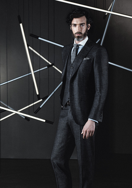 Canali Fall/Winter 2015 collection