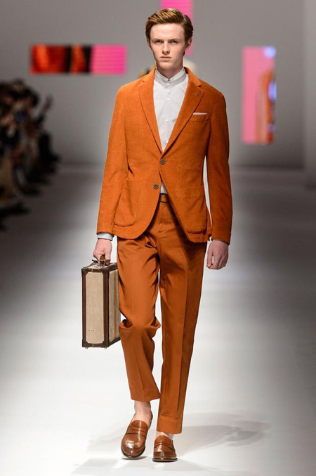 A Kaleidoscopic Summer by Canali Spring-Summer 2016