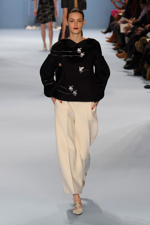 Carolina Herrera Fall-Winter 2015/2016 collection