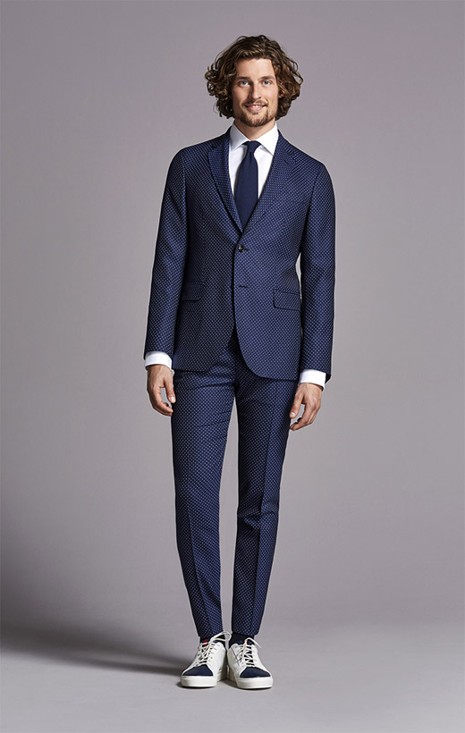 CH Carolina Herrera Fall-Winter 2015/2016 Men's collection