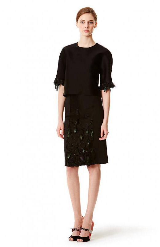Carolina Herrera Pre-Fall 2015 collection