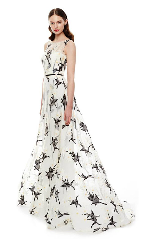 Carolina Herrera Resort 2015 collection