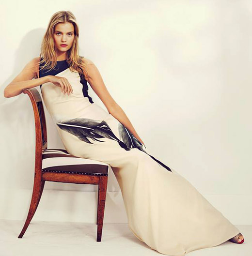 Колекция Carolina Herrera Resort 2016