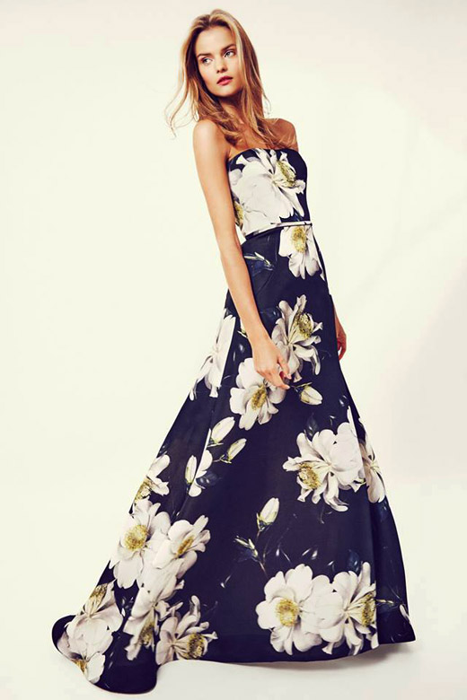 Carolina Herrera Resort 2016 collection