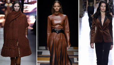 Catwalk Fashion Trends - Autumn/Winter 2015