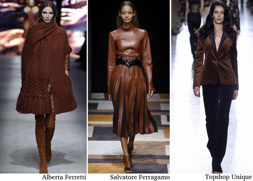 Catwalk Trends - Autumn/Winter 2015