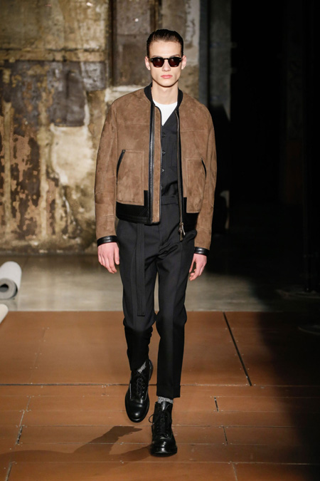 Cerruti Fall/Winter 2015-2016 Menswear Collection