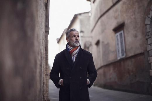 Elegant menswear for Fall-Winter 2015/2016 by Cesare Attolini