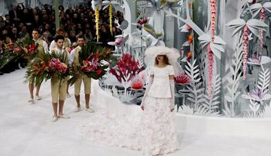 Колекция висша мода Пролет-Лято 2015 на модна къща Chanel