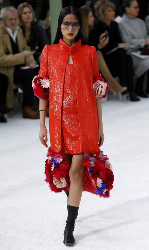 Chanel Spring-Summer 2015 Haute Couture collection by Karl Lagerfeld