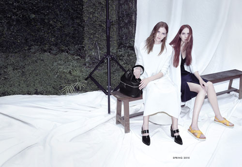 CHARLES & KEITH Spring 2015 collection