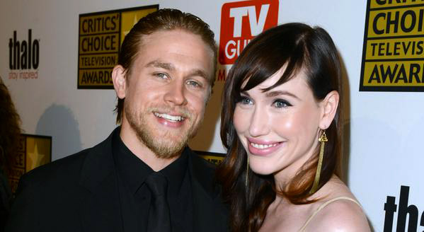Charlie Hunnam's girlfriend reveals the key to their long-lasting relationship