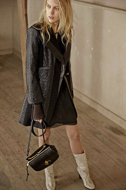 Rock'n'roll chic for Pre-Fall 2015 by Chloé