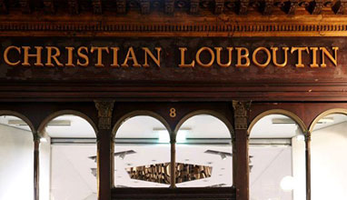 Christian Louboutin Unveils His First Boutique Dedicated To Beauty