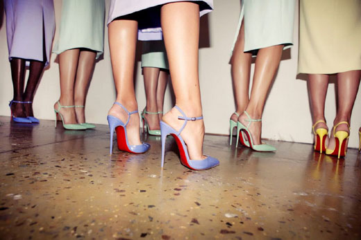 Christian Louboutin adds some sole to New York Fashion Week Spring/Summer 2016