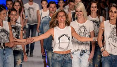 Colcci Spring-Summer 2016: Women's - Gisele Bündchen's last runway show